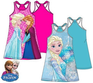 Frozen Sommerkleid - Anna & Elsa - Wonderland World