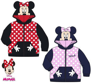 Disney Minnie Maus Kuscheljacke - Wonderland World