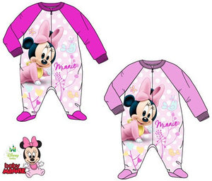 Minnie Maus Baby Spieler Schlafanzug - Wonderland World