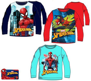 Spiderman langarm Shirt - Wonderland World