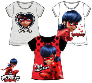 Miraculous Ladybug T-Shirt - Wonderland World