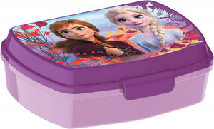 Disney Frozen Brotdose - Lila - Wonderland World