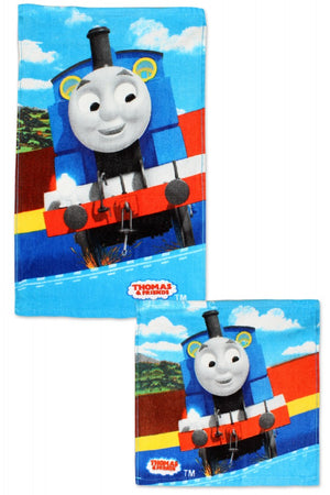 Thomas & Friends Handtuch Set - Wonderland World