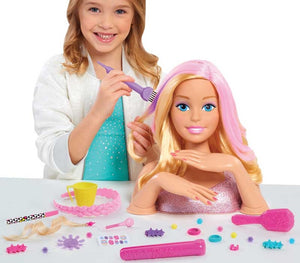 Barbie Deluxe Styling Kopf - Wonderland World