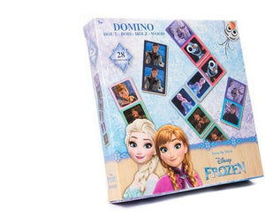Disney Frozen Holz Domino - Wonderland World