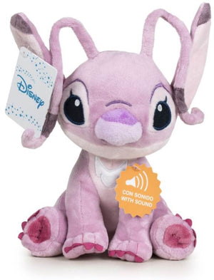 Disney Angel Stitch Plüschtier mit Sound - Wonderland World