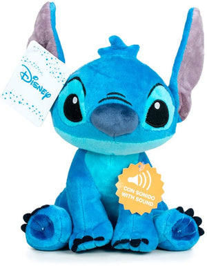 Disney Stitch Plüschtier mit Sound - Wonderland World