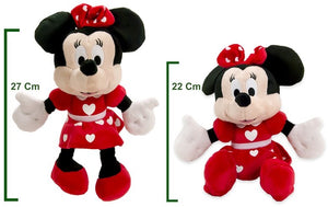 Minnie Maus & Mickey Maus Plüschtier 27cm - Wonderland World