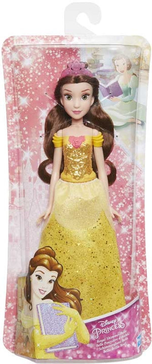 Disney Prinzessin Schimmerglanz Belle - Wonderland World