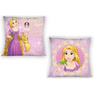 Disney Princess Rapunzel Wende Kissenbezug 40 x 40 cm - Wonderland World