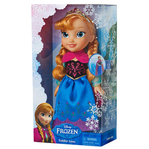 Disney Frozen Anna Stehpuppe mit Winter Cape 35 cm - Wonderland World