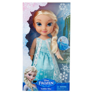 Disney Frozen Elsa Stehpuppe mit Glitzer Cape 35 cm - Wonderland World