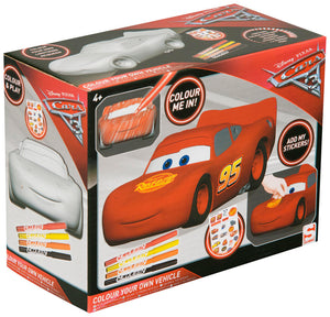 Cars Kreativset - Gestalte dein Auto - Wonderland World