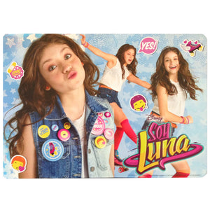 Soy Luna Platzdecke - Wonderland World