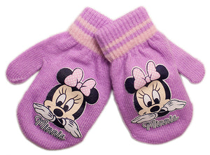 Baby Minnie Maus Handschuhe - Lila - Wonderland World