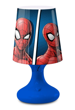 Spiderman LED Lampe mit Farbwechsel - Wonderland World