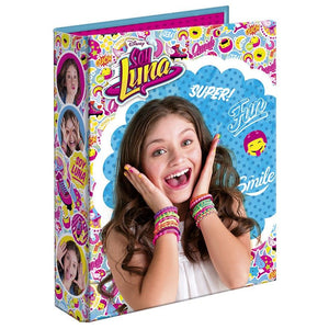Soy Luna Ordner A5 - Wonderland World