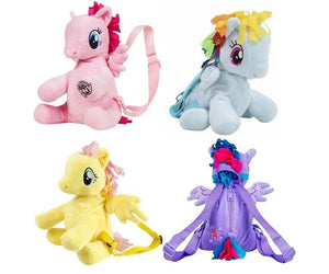 My little Pony 3D Plüsch Rucksack 27cm - Wonderland World