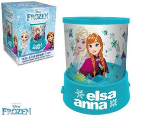 Frozen 2-in-1 LED Projektor Lampe
