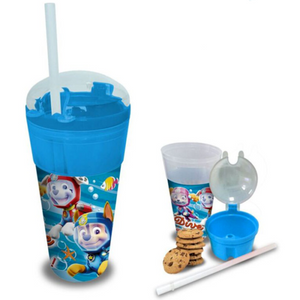 Paw Patrol Trinkbecher mit Snackfach - Wonderland World