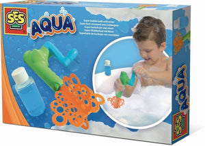 SES Creative-Aqua Super Badeschaum mit Mixer - Wonderland World