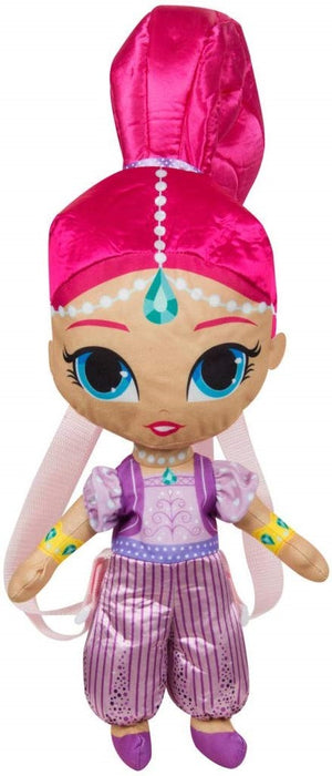 Shimmer & Shine 3D Rucksack 37cm - pink - Wonderland World