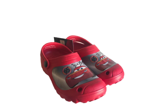Disney Cars Clogs - rot - Wonderland World