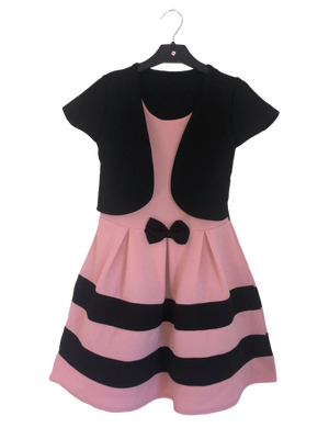 Sommerkleid - rosa - Wonderland World