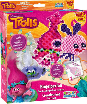 Trolls Bügelperlen Kreativ Set - Wonderland World