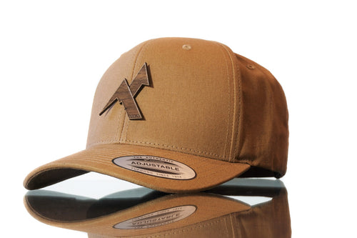 Vintage Adjustable Snapback Cap
