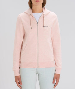 Homecoming Damen Zip Hoodie - KRXLN Store