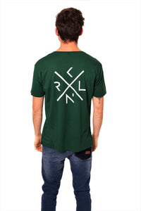 Deep Green Shirt - KRXLN Store