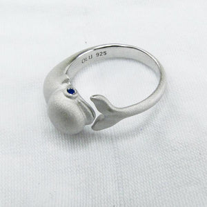 Blue Whale Rings - yeshark