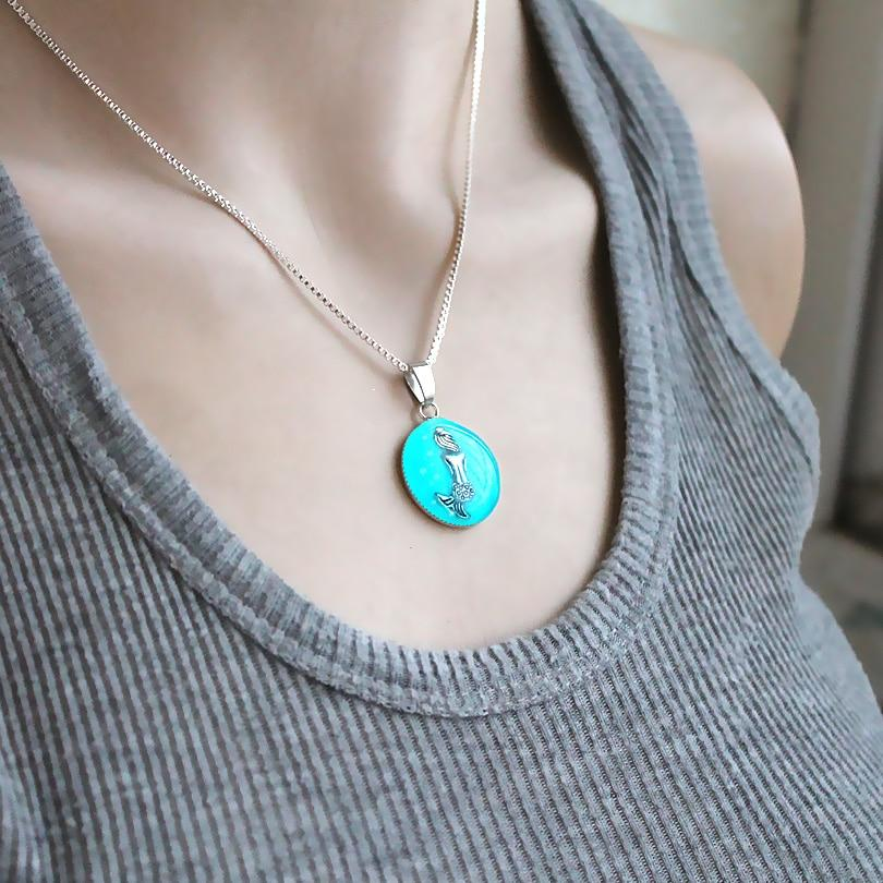 Mermaid Necklace - yeshark