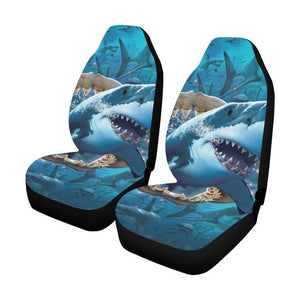 Shark Car Seat Covers for Most Car - yeshark