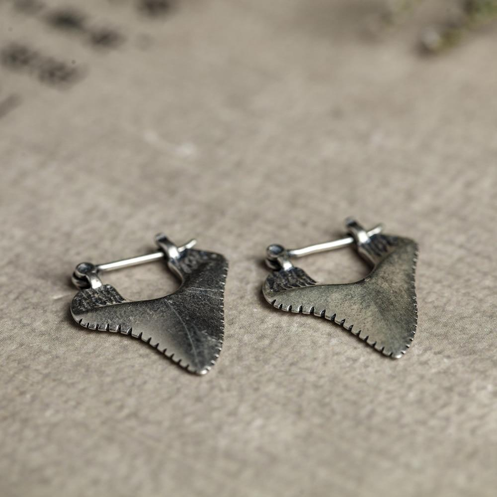 Shark Teeth Earrings - yeshark