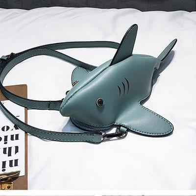 Shark Purse - yeshark
