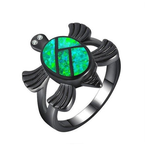 Turtle Ring - yeshark