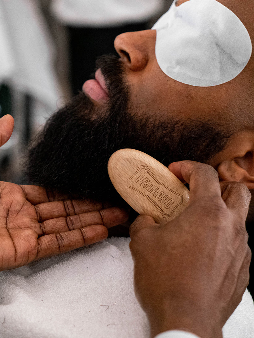 Ask the Barber: How to Groom your Beard at Home
