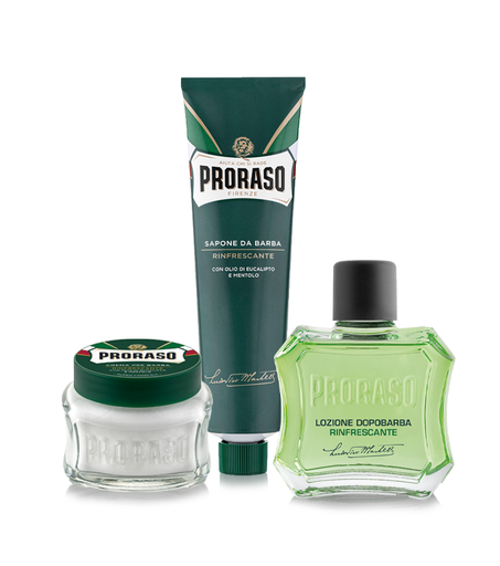 Shave Essentials Bundle: Refresh Formula