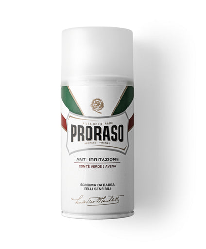 Proraso Shave Foam, Sensitive Formula
