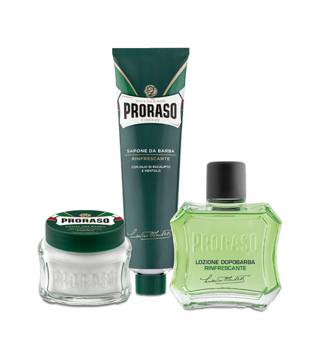 Proraso Essentials Bundle, Refresh Formula