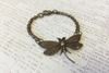 Tutorial: DIY Steampunk Dragonfly Bracelet