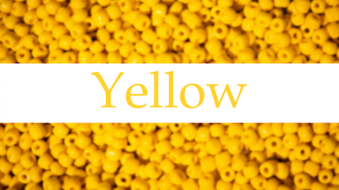 yellow charms