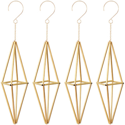 Himmeli Tall Diamond ornaments
