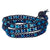 Beaded Wrap Bracelet Kit - Deep Sea