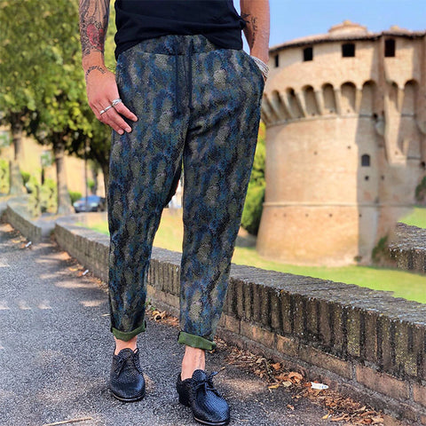 Personalized Printed Casual Harem Pants