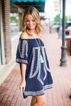 Off The Shoulder Summer Dress