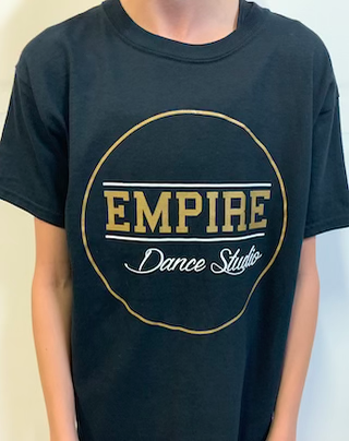Empire Round Neck T-Shirt