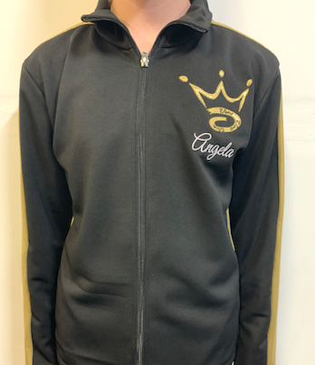 "EMPIRE ""PERSONALISED"" FITTED JACKET"